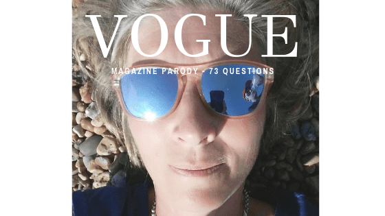 Vogue parody - 73 questions