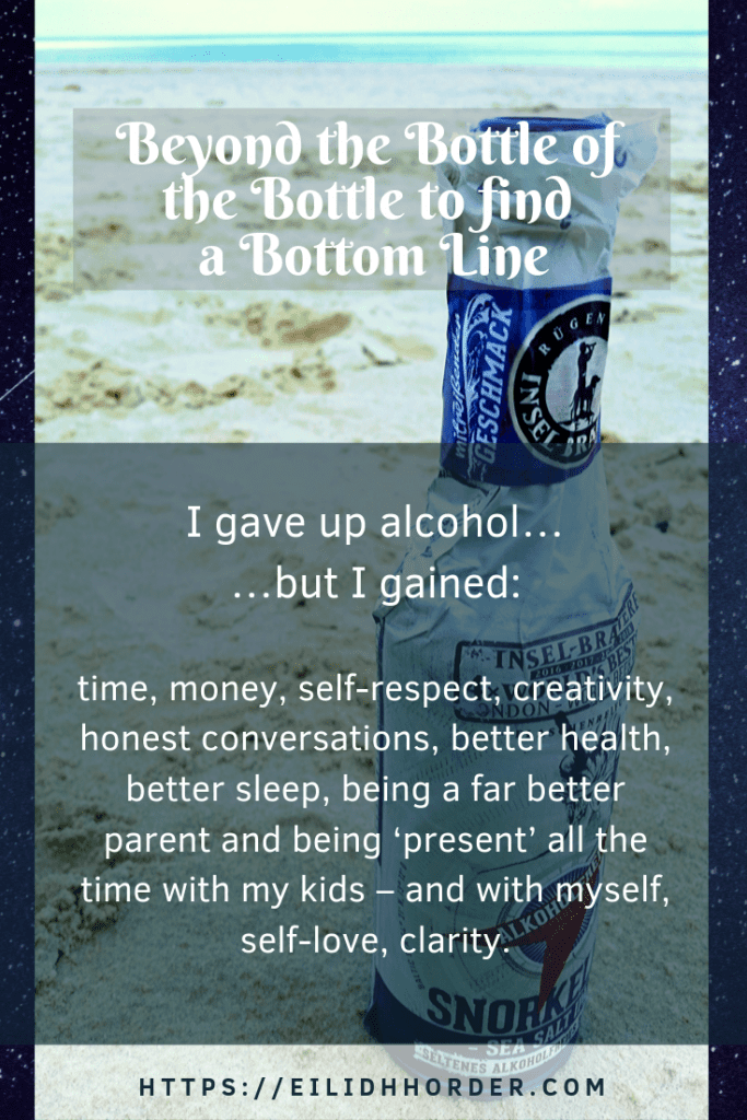 All the things I gained when I gave up alcohol